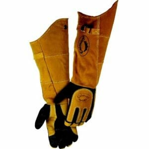 Caiman Top Ten Welding Gloves