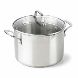 Calphalon Top Ten Best Stainless Steel Stock Pots