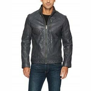 Calvin Klein Top Ten Best Men's Leather Jackets