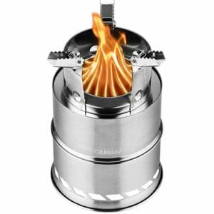 Canway Top Ten Camping Stoves