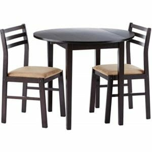 Coaster Home Furnishings Top Ten Dining Sets For Small Spaces