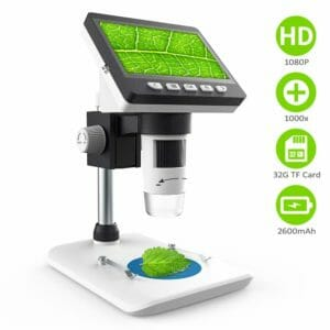 CrazyFire Top 10 Best Digital Microscopes