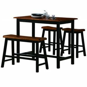 Crown Mark Top Ten Dining Sets For Small Spaces