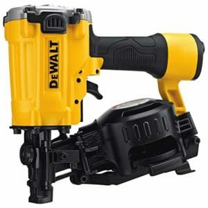 DEWALT Top Ten Best Pneumatic Roofing Nailer