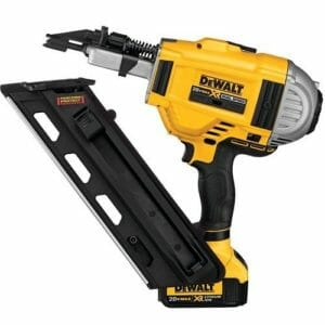DeWalt Top Ten Best Pneumatic Siding Nailers
