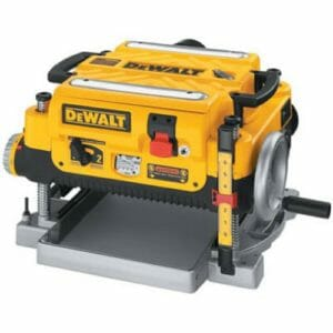 Dewalt Top Ten Best Thickness Planers for Woodworking