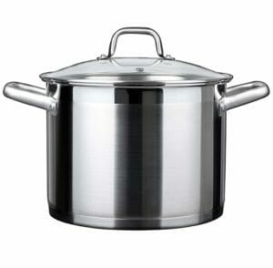 Duxtop Top Ten Best Stainless Steel Stock Pots