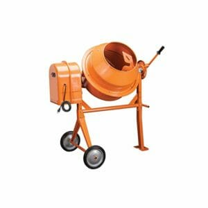 Electric Cement Top Ten Concrete Mixers