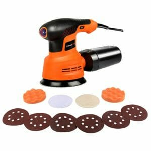 EnerTwist Top Ten Best Random Orbital Sander