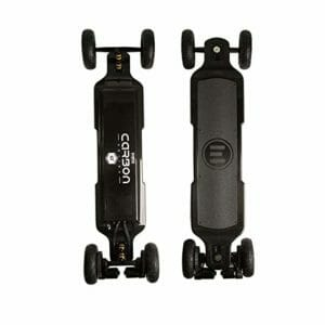 Evolve Skateboards 2 Top Ten Best Electric Longboards