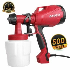 FIXKIT Top Ten Paint Sprayers