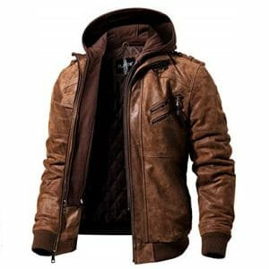 FLAVOR Top Ten Best Men's Leather Jackets