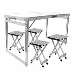 FrenzyBird Top Ten Best Portable Picnic Tables