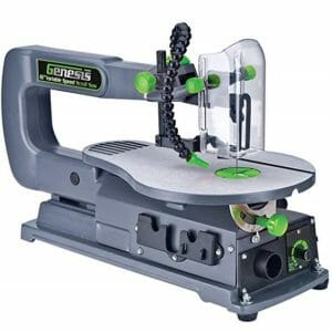 Genesis Top Ten Best Scroll Saws