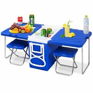 Giantex 2 Top Ten Best Portable Picnic Tables