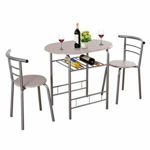 Giantex Top Ten Dining Sets For Small Spaces
