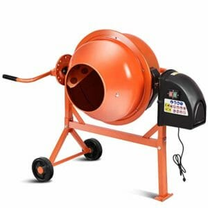 Goplus Top Ten Concrete Mixers