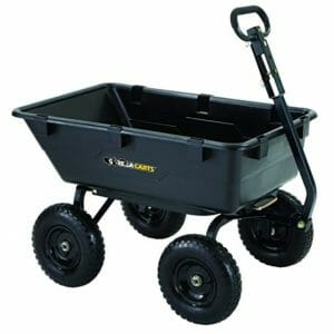 Gorilla Carts 2 Top Ten Wheelbarrows