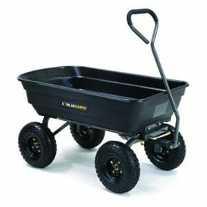 Gorilla Carts Top Ten Wheelbarrows