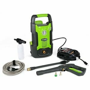Greenworks Top Ten Power Washers