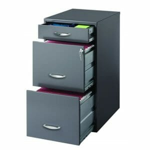 Hirsh Top Ten Best Filing Cabinets