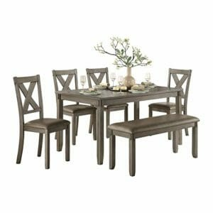 Peachy Top 10 Best Dining Table Sets Best Choice Reviews Onthecornerstone Fun Painted Chair Ideas Images Onthecornerstoneorg