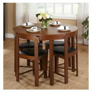 Indipartex Top Ten Dining Sets For Small Spaces