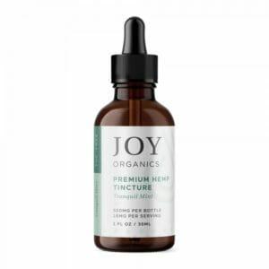 Joy Organics Top Ten CBD Oils for ADHD