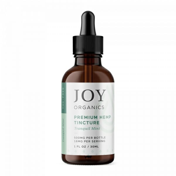 Joy Organics Top Ten CBD Oils for ADHD