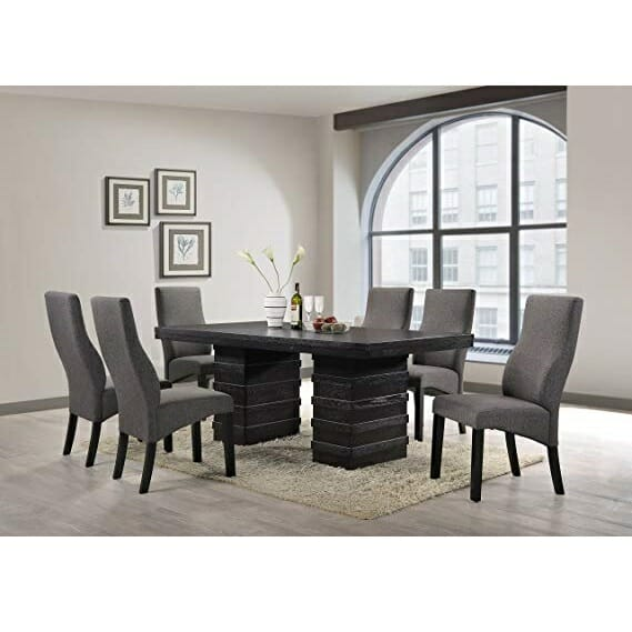 Super Top 10 Best Dining Table Sets Best Choice Reviews Onthecornerstone Fun Painted Chair Ideas Images Onthecornerstoneorg