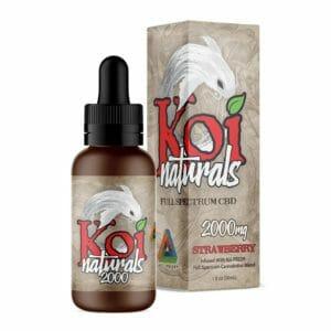 Koi Naturals Top Ten Cheapest CBD Oils
