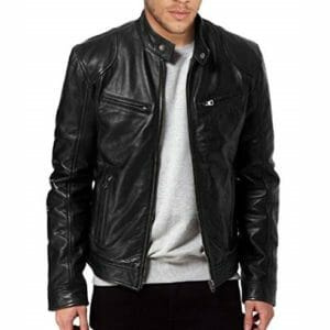 Leather Factory Top Ten Best Men's Leather Jackets