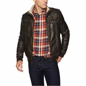 Levi Top Ten Best Men's Leather Jackets