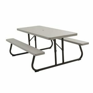 Lifetime Top Ten Best Portable Picnic Tables