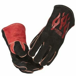 Lincoln Electric Top Ten Welding Gloves