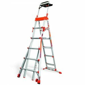 Little Giant Ladder Systems Top Ten Best Stepladders for Contractors
