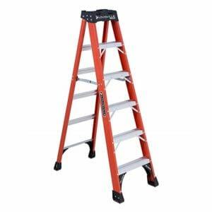 Louisville Ladder Top Ten Best Stepladders for Contractors