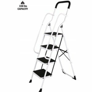 Lucky Tree Top Ten Step Ladders for the Home