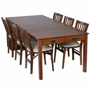 MECO Top Ten Dining Table Sets