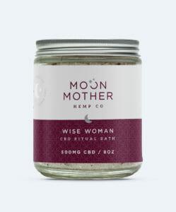Moon Mother CBD for women