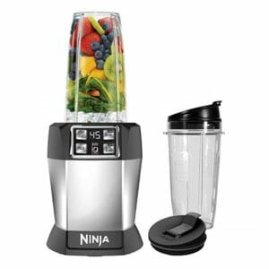 Ninja 3 Top Ten Smoothie Makers