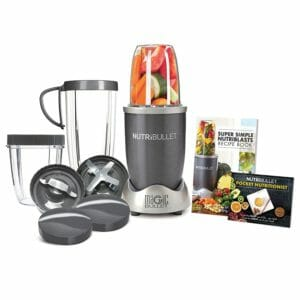 NutriBullet Top Ten Smoothie Makers