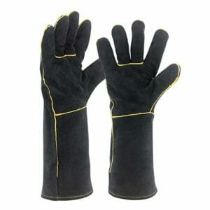Olson Deepak Top Ten Welding Gloves