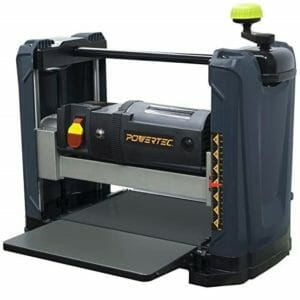POWERTEC Top Ten Best Thickness Planers for Woodworking