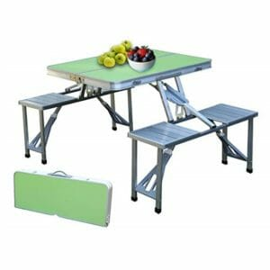 Playberg Top Ten Best Portable Picnic Tables