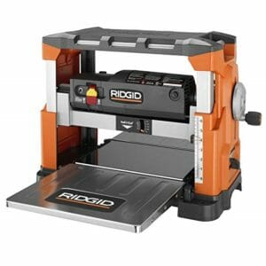 Ridgid Top Ten Best Thickness Planers for Woodworking