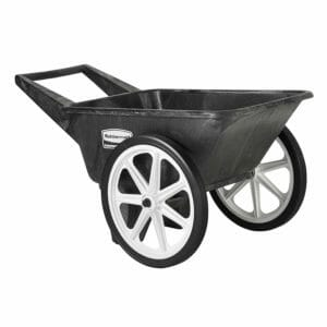 Rubbermaid Commercial Top Ten Wheelbarrows