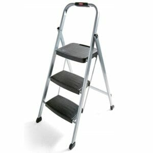 Rubbermaid Top Ten Step Ladders for the Home