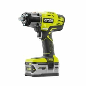 Ryobi Top Ten Best Impact Wrenches