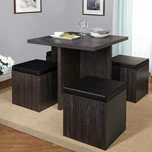 Simple Living 2 Top Ten Dining Sets For Small Spaces